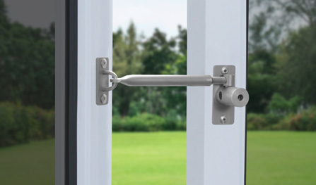LockLatch Security & LockLatch™ The Only Window Restrictor You\u0027ll Ever Need